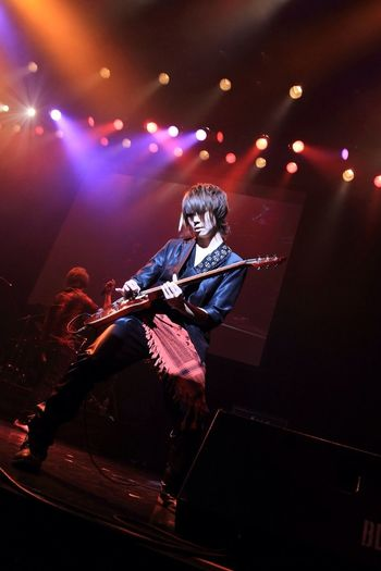 "Live Performance Of ""Lu-ke"" Performed In 2013.1.28 Akasaka BLITZ. 〈36〉"