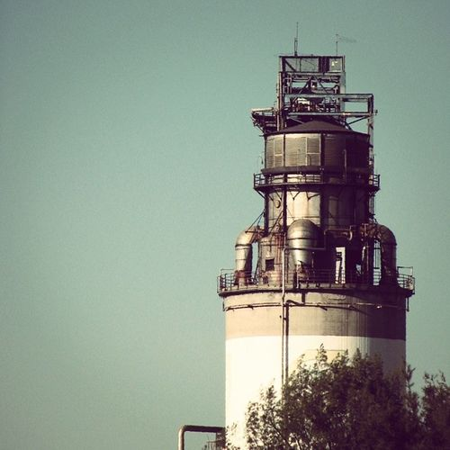 Industria Abandonada Lostintime
