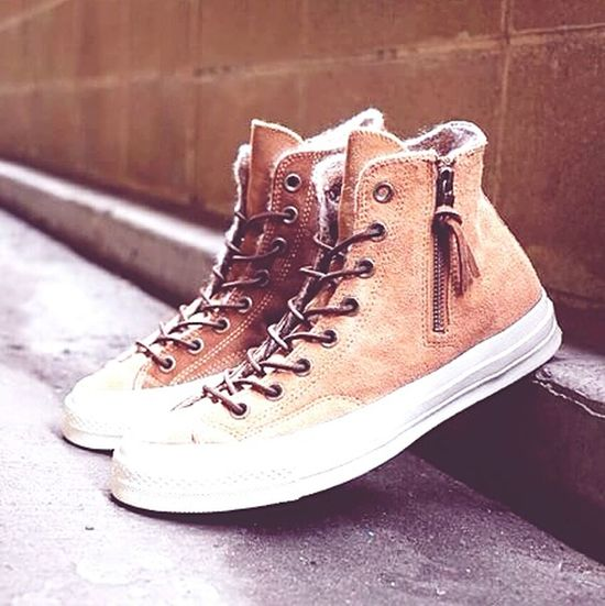 Street Fashion Urban Fashion Converse Missoni Chucktaylor