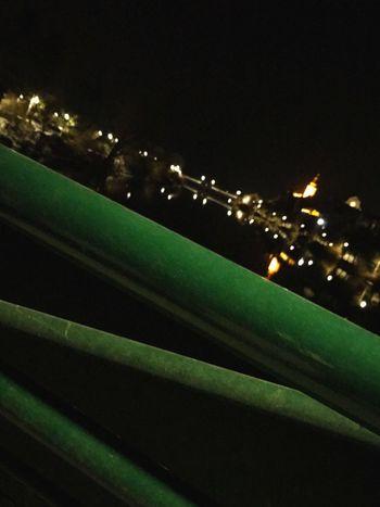 Styria Austria Night City Bridge Light Citylight Village Village Life BASED