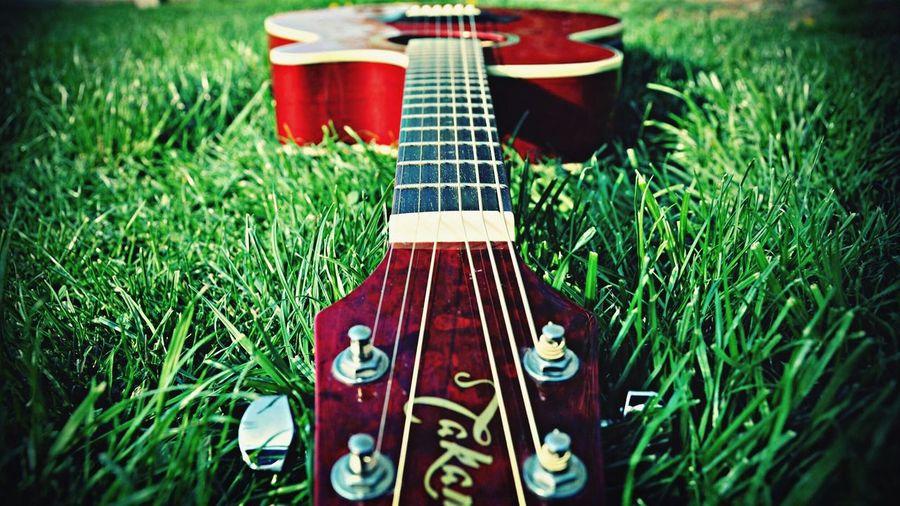 KeeP Calm & Play The Guitar <3