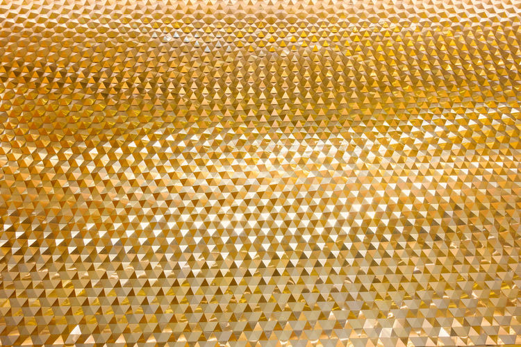 Wall decorative Architecture Façade Geomatric Shapes Gold Golden Wall Abstract Animal Themes Art Backgrounds Building Close-up Decoration Decorative Honeycomb Indoors  Interior Interior Design Pattern Seamless Seamless Background Seamless Pattern Textured  Wallpaper Yellow