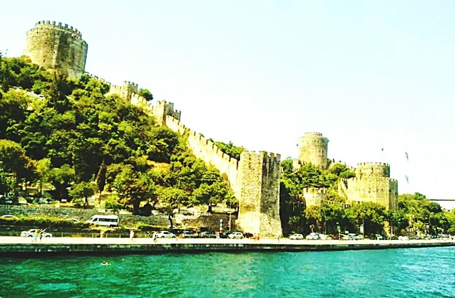 Great Views From My Point Of View Istanbul #turkiye Photography Istanbul - Bosphorus Rumeli Hisarı Historical Places