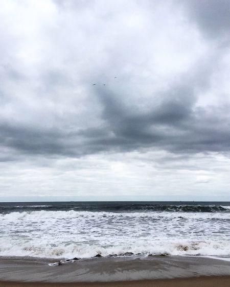 Can you tell heaven from hell ShotOniPhone6 Beach Waves EyeEmBestPics EyeEm Best Shots EyeEm Nature Lover EyeEm Gallery EyeEm Best Edits Eye4photography  Showcase March Landscapes With WhiteWall Things I Like