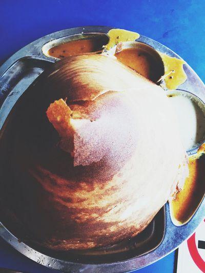 Prata Curry Singapore Indianfood