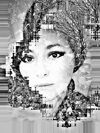 Self Portrait Blackandwhite Portrait Show Me Your Face ....