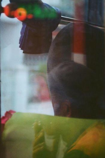 A man and a cigar Nikonfm2n Kodakcolorplus200 35mm