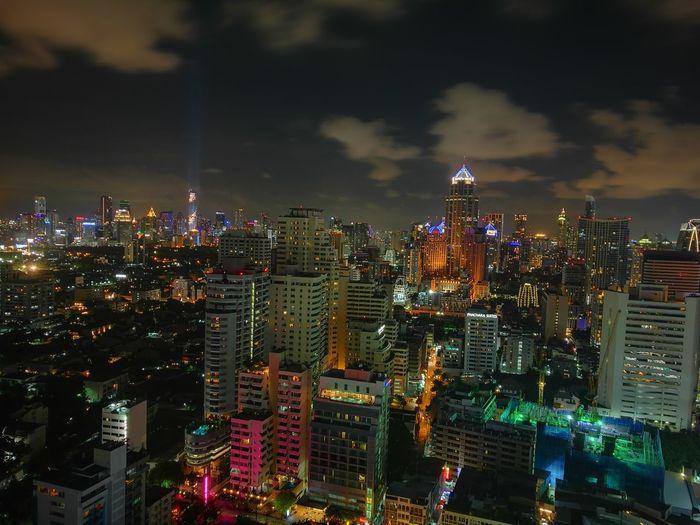 Bangkok Thailand HuaweiP9plus Cityscape