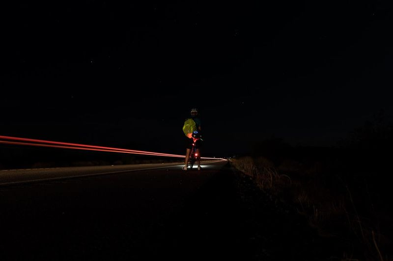 Road cycling at night Freedom Free USA Stars Car Passing By Road Road Bike Cycling One Person Real People Full Length Copy Space Night Lifestyles #FREIHEITBERLIN Illuminated Nature Standing Leisure Activity Men Outdoors Light - Natural Phenomenon Dark Clothing Casual Clothing Sky Side View Transportation