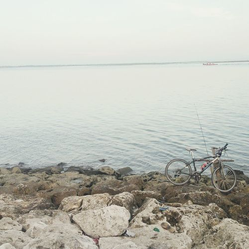 Nature Photography Ocean Bicycle Captured Explore Sky EyeEmBestEdits EyeEmbestshots Eyeem Philippines 😂👌