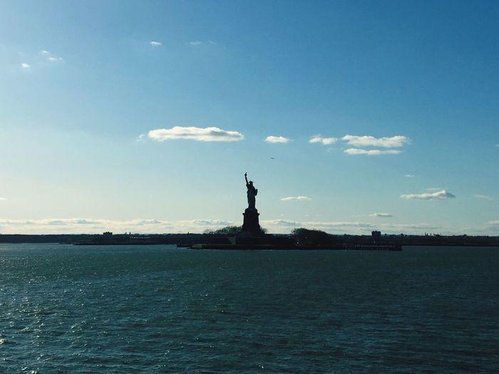 Liberty Statue Of Liberty Libertystatue  New York City NYC New York Liberty Liberty Statue First Eyeem Photo