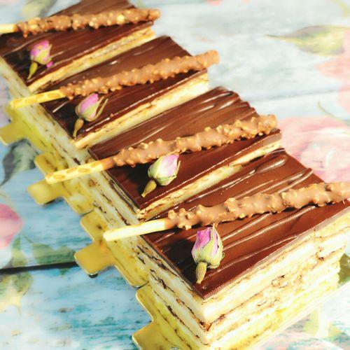 OPERA CAKE Sweetart Food Cake Sugar Sweets Opera Cake Cakes Gateau Yummy
