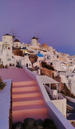 || Street Journals || Santorini, Greece. TheFoneFanatic Nokia  Nokia808 Vacations Mobilephotography PhonePhotography Colorful Clear Sky Architecture Building Exterior TOWNSCAPE Whitewashed Residential District HUAWEI Photo Award: After Dark