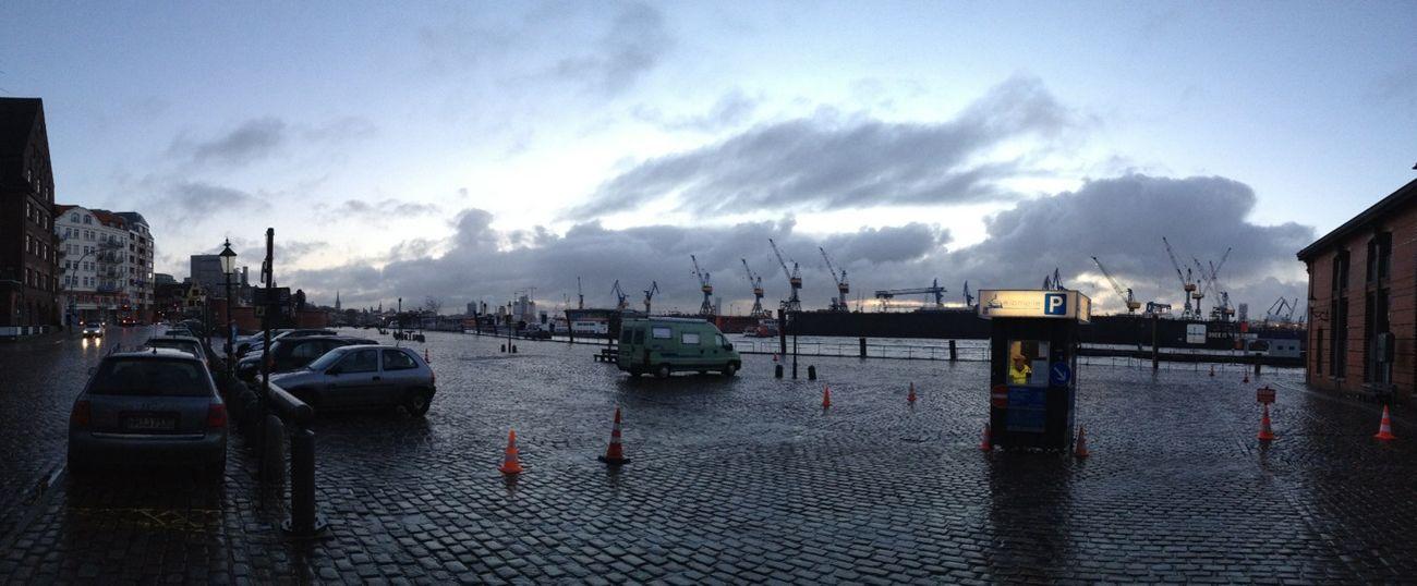 Good Morning Hamburg!