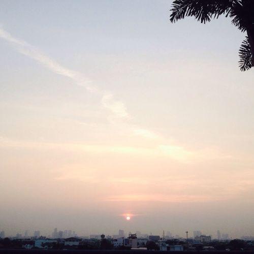Beauty of Bangkok Bangkok Thailand Sunset Beautiful