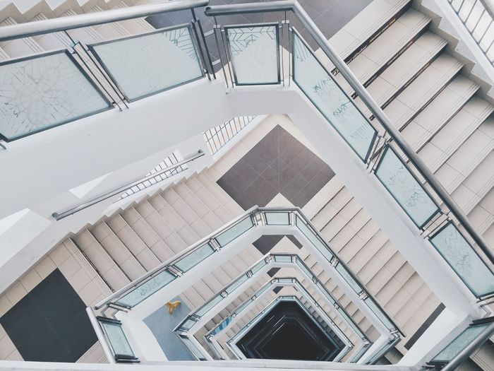 Empty. Stairs Staircase Stairways Interior Design No People Empty Inside Built Structure Hospital Natural Light Portrait EyeEm EyeEm Best Shots EyeEm Gallery Architecture Showcase June The Week Of Eyeem EyeEm Malaysia Pivotal Ideas