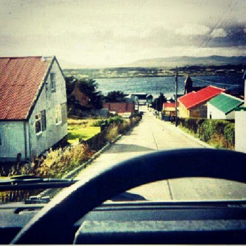 Falklands Port Stanley 1998