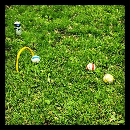 This is how we roll. Iowa Summer Croquet
