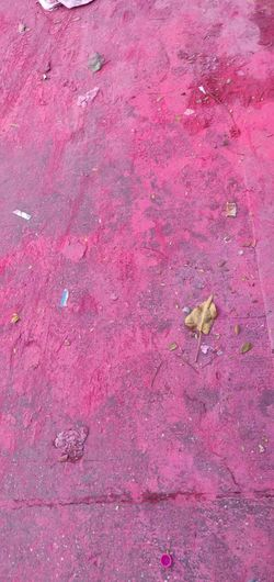 Pink Color Pink Background Textured  Full Frame Powder Paint Abstract Backgrounds Close-up