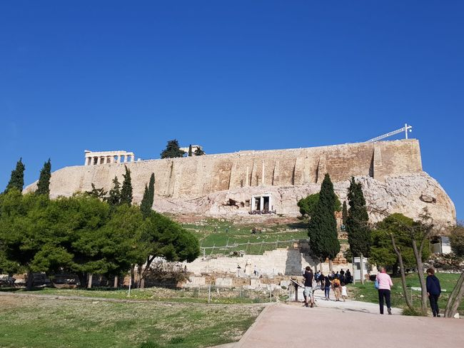 Ancient Athens, Greece Atene Greek's Architetures Grece ❤ Vacations Outdoors Nature Green Acropolis, Athens Ancient Civilization City Tree Pyramid King - Royal Person Ancient History Castle Old Ruin Fort Palace Museum Art Museum