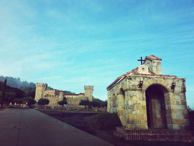 Castello di Amorosa Napa Valley CA