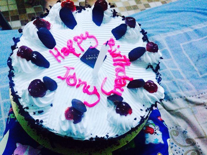 22th BD last 31 Dec 2016 ... Cake Surprised Chococake 22BD DetonÏ Eyeemmyanmar SweetDec