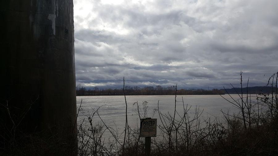 stormy flood