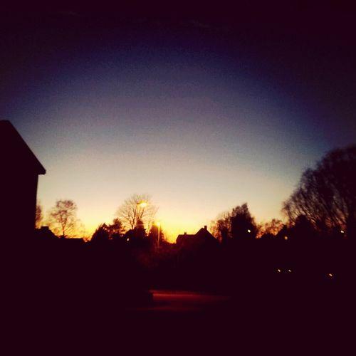 fantastic sundown Hello World