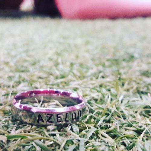 It my ring Azelod