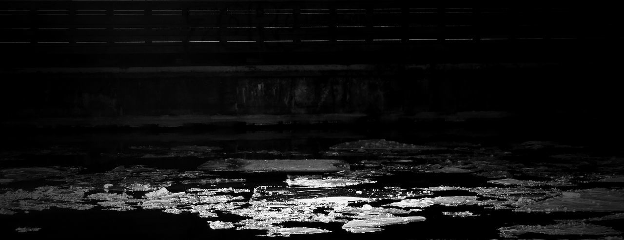 abandoned, no people, night, water, indoors, nature, close-up