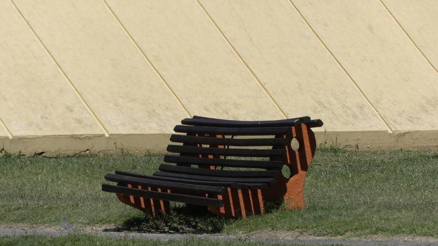 Holzbänke