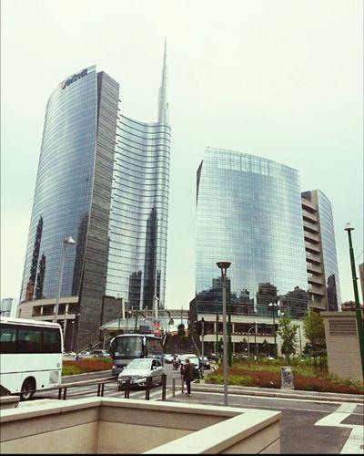 Taking Photos Iphonephotography Urban Landscape Skyscrapers Milano Urbanphotography Milanodavedere Milanodavivere