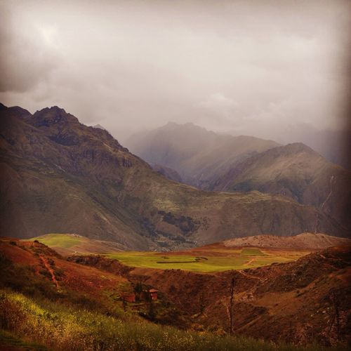 EyeEm Nature Lover Landscape Wild Colors Of Autumn Peru' countryside