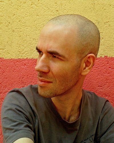 That's Me Brazilian Beard Man Self Portrait Shaving Head Faces Of EyeEm