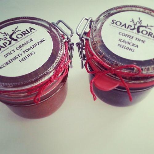 Biobeauty Novinka Soaphoria Prirodnakozmetika peeling spicyorange coffetime followme chutnepeelingy madeinslovakia navstivtenaseshop →www.biobeauty.sk←