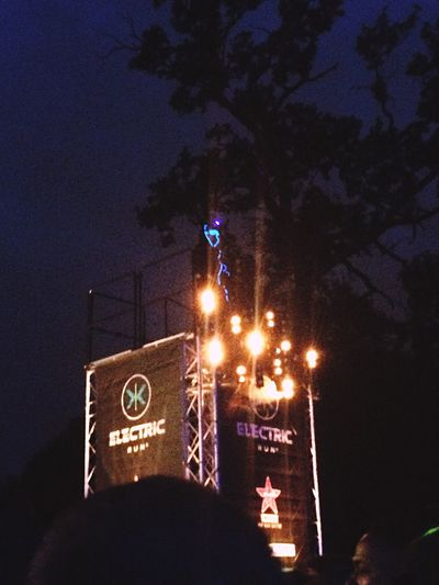 Electricrun Paris Festival Tower Spotlight GoodTimes