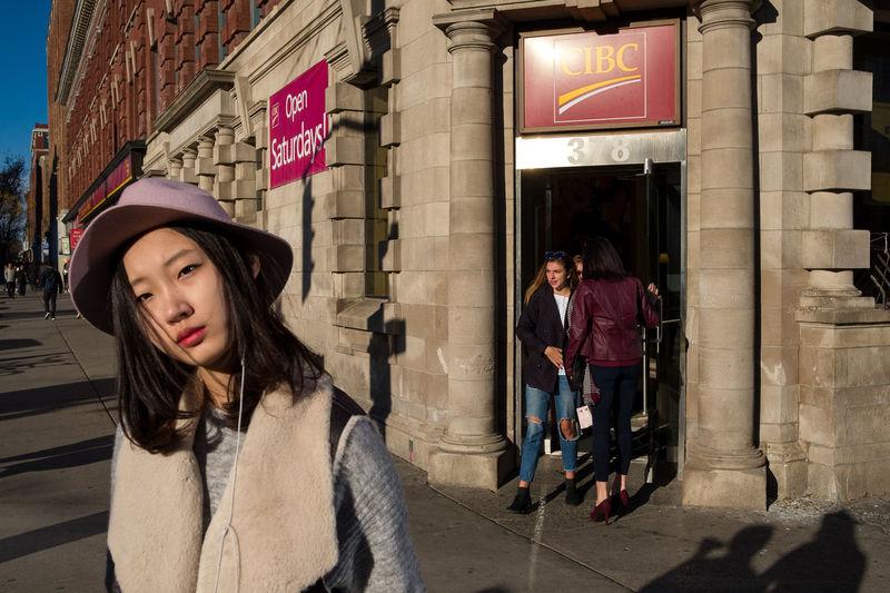 Toronto, November 2016. 23mmf2 Chinatown Fujifilm Queen Street West Street Street Photographer Street Photographers Street Photography Streetphotography Toronto X-PRO2 Xpro2