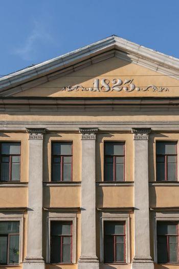 1823 old school
