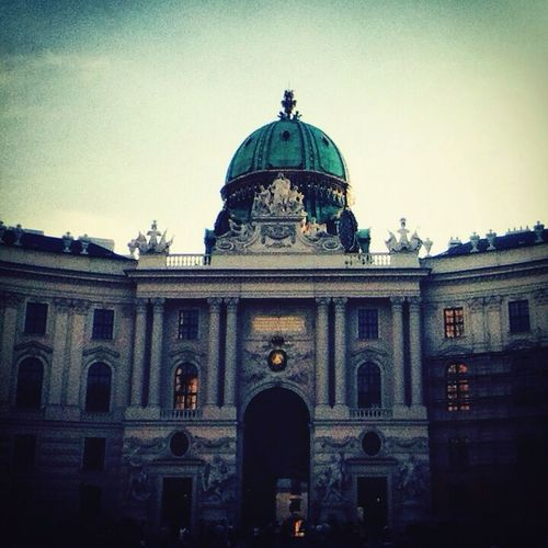 Hofburg My Lovely Vienna Quality Time Enjoying The View