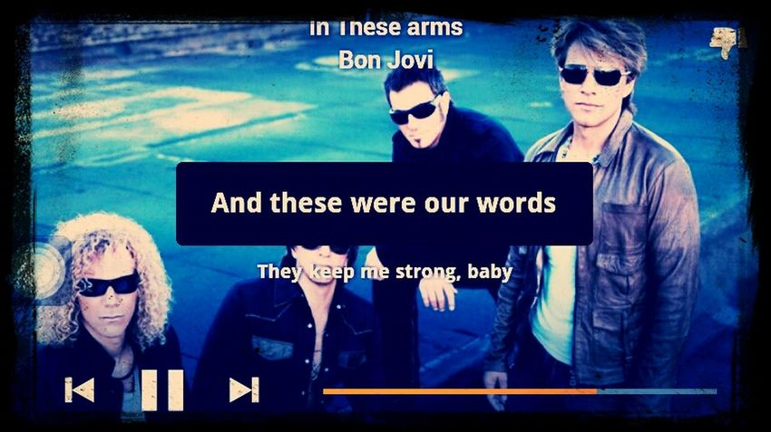 Bon Jovi in our lifes forever