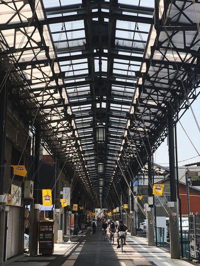Transportation Architecture Built Structure Indoors  Mode Of Transportation Public Transportation Ceiling