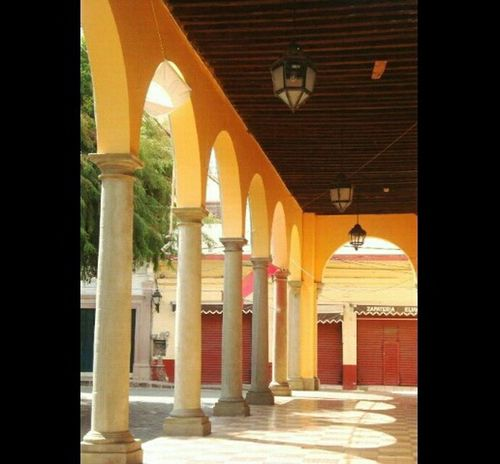 Arquitecture Downtown Colors Tradition Mexico Taking Photos Enjoying Life Yellow Loving Life  Hello World