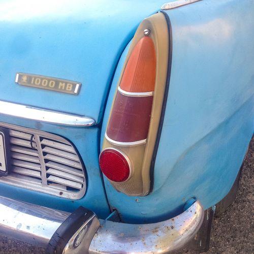 History of driving 1960's Auto Automobile Automotive Automotive Photography Automotivephotography Blue Car Rear Light Czechoslovakia Mb Mladá Boleslav Photoshopexpress Rear Reflection Sixties Skoda Socialism The Drive Veteran Škoda MB 1000