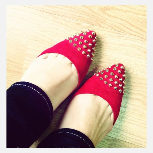 Fav New Shoes. Desperately Need Some Spring