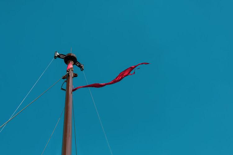 Flag of Mast