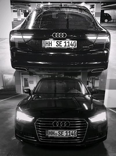 Audi Perfection