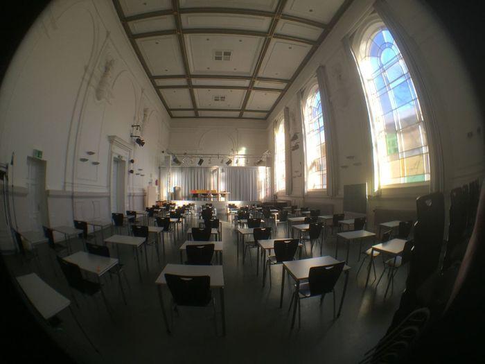 Abendschule Vor Dem Holstentor Aula Final Exam Hamburg