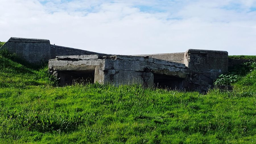 Old Pill Box History Through The Lens  Historical Monuments Capturing History Hist