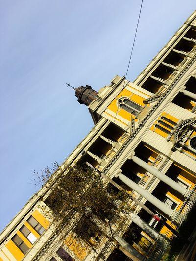 Architecture St Vincent's Hospital