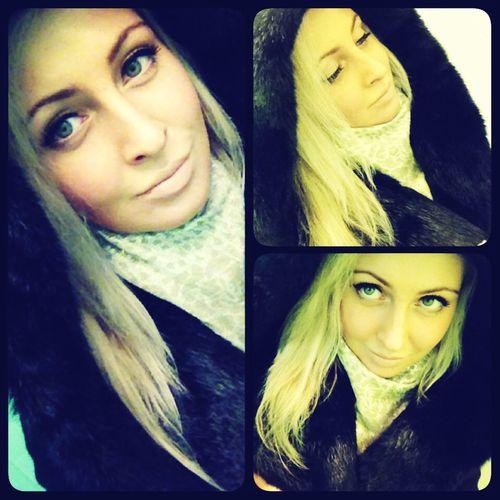 Blonde Greeneyes Beautiful Cute